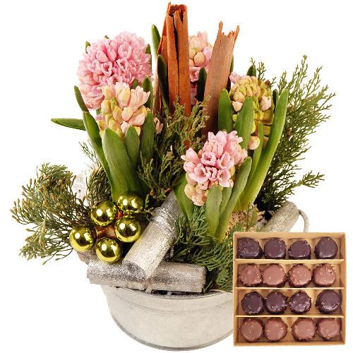 cadeaux gourmands seraphin chocolats livraison express florajet. Black Bedroom Furniture Sets. Home Design Ideas
