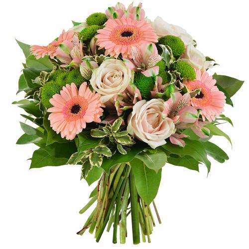 Bouquet rond SUCRERIE