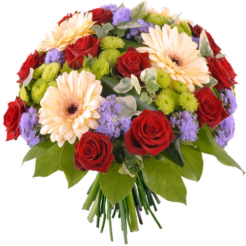 Bouquet rond MACARON