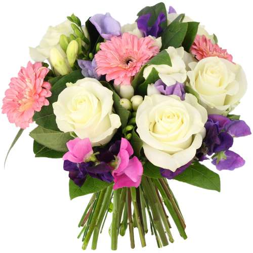 Bouquet rond IDEAL