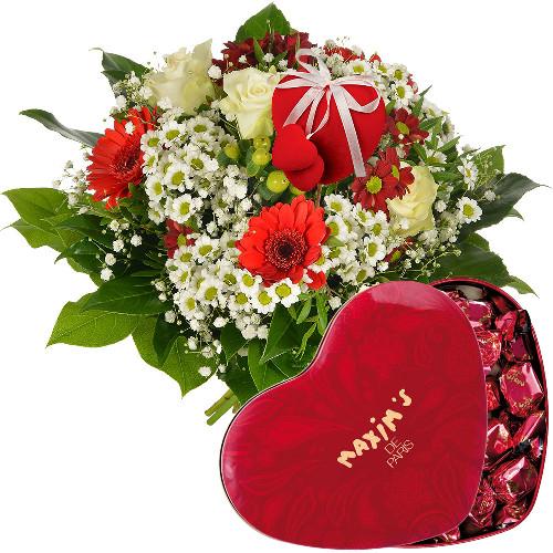 cadeau saint valentin livraison express