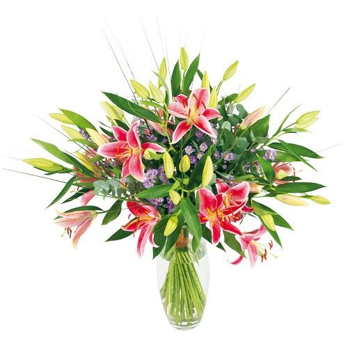 Bouquet rond SPHINX