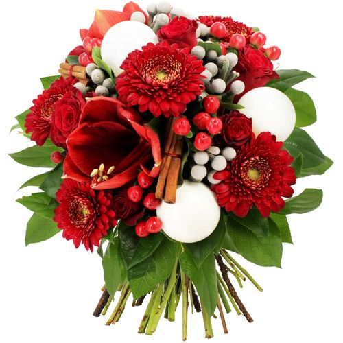 Bouquet rond EFFERVESCENCE
