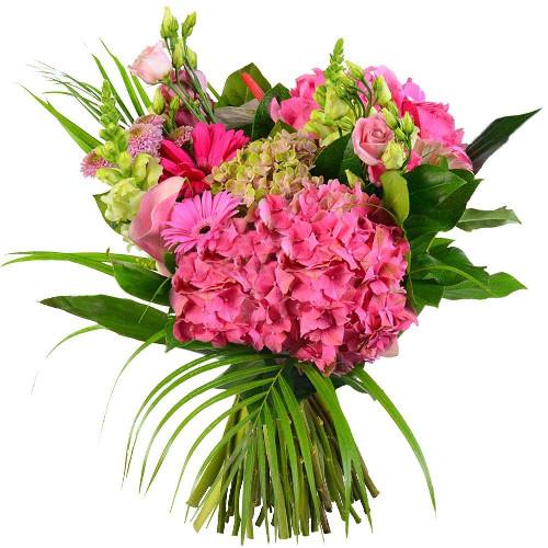 Bouquet rond BABYLOVE