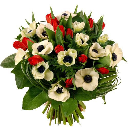 Bouquet rond ESQUISSE FLORALE