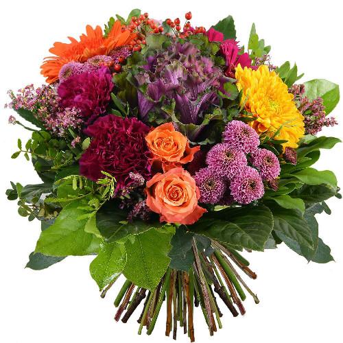 Bouquet rond WILD