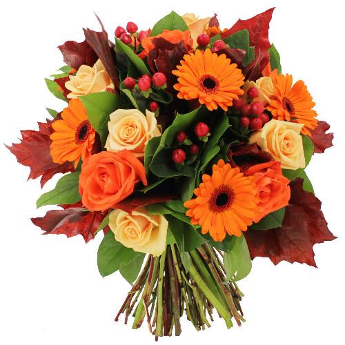 Bouquet rond ECUREUIL