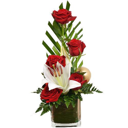 composition banquise chocolats livraison express florajet. Black Bedroom Furniture Sets. Home Design Ideas