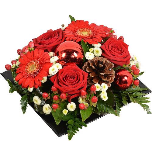 composition christmas chocolats livraison express florajet. Black Bedroom Furniture Sets. Home Design Ideas