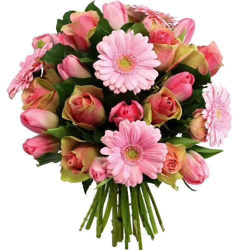 Bouquet rond BEGUIN