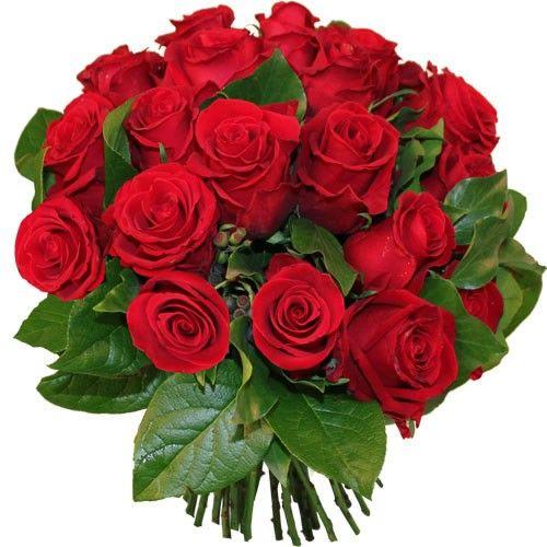 Bouquet de roses AMOUR