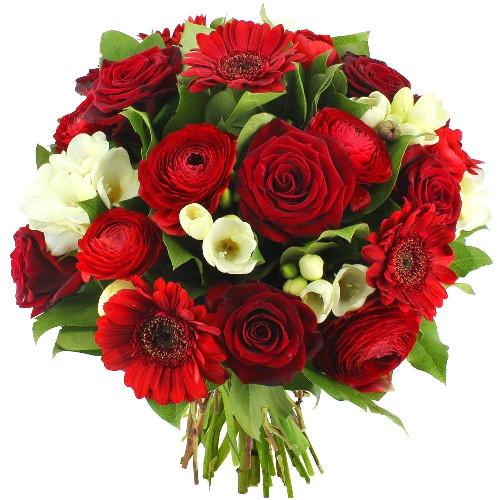 Bouquet rond MAGIQUE