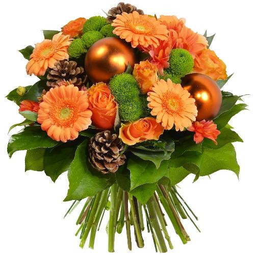 Bouquet rond COMETE