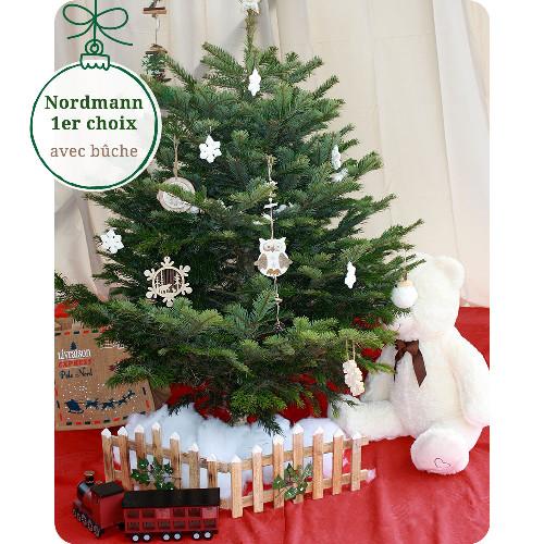 Sapin Nordmann SAPIN NORDMANN 125/150CM