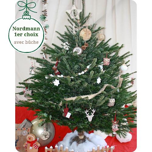 Sapin Nordmann SAPIN NORDMANN 175/200CM